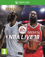 XONE NBA LIVE 18:THE ONE EDITION