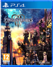 PS4 KINGDOM HEARTS III  VIDEOGIOCHI