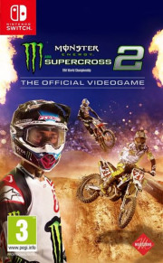 SWITCH MONSTER ENERGY SUPERCROSS 2