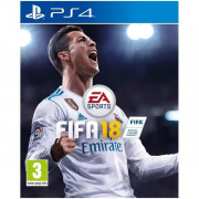 PS4 FIFA 18  VIDEOGAMES