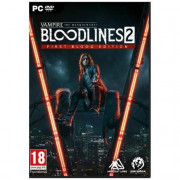 PC-Vampire the Masquerade - Bloodlines 2 First Blood Edition