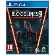 PS4 Vampire the Masquerade - Bloodlines 2 First Blood Edition