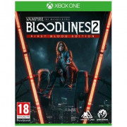 Xone Vampire the Masquerade - Bloodlines 2 First Blood Edition