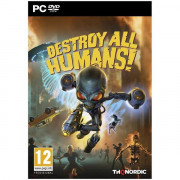 Destroy All Humans! PC HUMANS Videogiochi