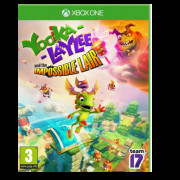 Xone Yooka-Laylee and the Impossible Lair