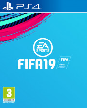 PS4 FIFA 19  Videogames