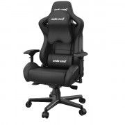 Kaiser Series Gaming Chair Black XL Sedie Andaseat