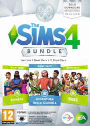 THE SIMS 4 BUNDLE PACK 11