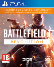 BATTLEFIELD 1 REVOLUTION PS4 BF1 Videogames