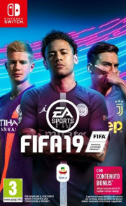 SWITCH FIFA 19  VIDEOGAMES