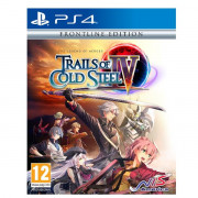 Ps4 The Legend of Heroes: Trails Cold Steel IV - Frontline Edition