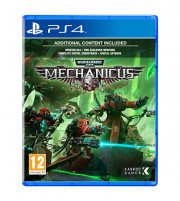 Ps4 Warhammer 40.000 Mechanicus