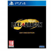 Ps4 Yakuza: Like a Dragon - Day One Edition