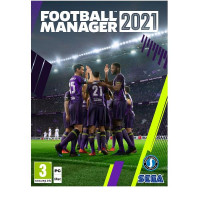 PC Football Manager 2021  Videogiochi