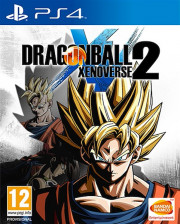 PS4 DRAGON BALL XENOVERSE 2