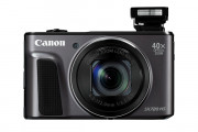 POWERSHOT SX720 HS BLACK 20.3MP 3IN 40XZOOM 60PFHD 5.9FPS  IN
