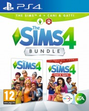 THE SIMS 4 BUNDLE CANI E GATTI