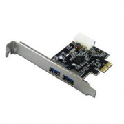 PCI EXPRESS ADAPTER 2 USB 3.0 PORTS