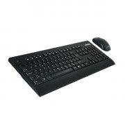 KIT CW10 KEYB+MOUSE WIRELESS BLACK