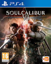 PS4 SOUL CALIBUR VI