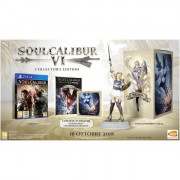 PS4 SOUL CALIBUR VI COLL ED