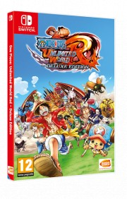 ONE PIECE PIRATE WARRIOR 3 DELUXE