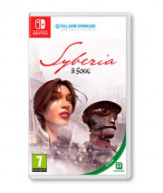Swith Syberia Switch DOWNLOAD Videogiochi