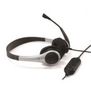 Conceptronic 1208009 USB ENTRY LEVEL HEADSET CONCEPTRONIC CUFFIE + MIC