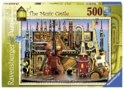 The Music Castle Puzzle