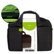 NOTEBAG LIME GREEN