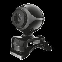 EXIS WEBCAMBLACK/SILVER IN