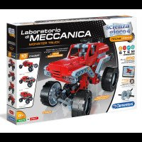 Laboratorio di Meccanica - Monster Truck
