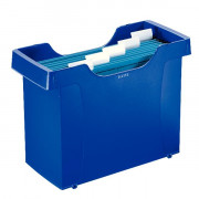 MINI FILE PLUS  BLU CON 5 CART SOSP Ppl