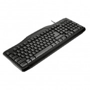 ClassicLine USB QWERTY Inglese Nero