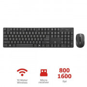 Trust Ximo Wireless Keyboard with mouse