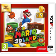 3DS SELECT SUPER MARIO 3D LAND