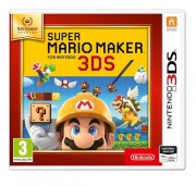 Nintendo 3DS SUPER MARIO MAKER SELECT