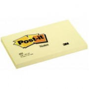 POST-IT -655 - GIALLO 76X127 CONF.12