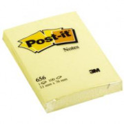 CF12POST-IT Note 656  Giallo Canary Carta Tradizionale