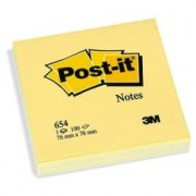 CF12 POST-IT -654- GIALLO 76X76