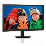 "Philips 23,6"" LED, 1920*1080, 16:9, 250 cd/m¿, hdmi, dvi, vga, speakers, 1ms, vesa 100*1"