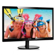 Philips 24IN LED 1920X1080 16:9 5MS 246V5LSB VGA DVI                 IN