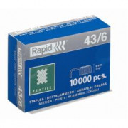 Rapid CF10000PUNTI ZINCATI 43/8 MM