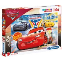 104 - CARS: PISTON CUP LEGENDS