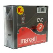 275592 DVD-R 4.7GB 16X SLIM CASE CF.10 F