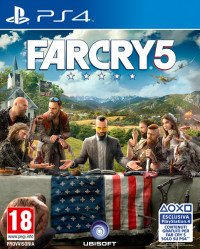 PS4 FAR CRY 5  ITA VIDEOGIOCHI