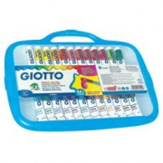 Giotto CF24TUBI GIOTTO TEMPERA 12ML