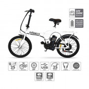E-BIKE NILOX DOC X1 WHITE