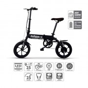 NILOX X2 PLUS E BIKE 36V 4.4AH 16P - EBIKE