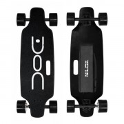 NILOX URBAN FIGHTER DOC SKATEBOARD PLUS BLACK